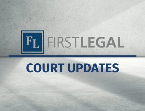 ORANGE SUPERIOR COURT: NOTICE OF FEE CHANGES