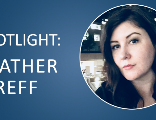 INSIDE FIRST LEGAL: SPOTLIGHT ON HEATHER REFF